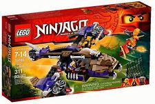 70746 CONDRAI COPTER ATTACK lego legos set NEW ninjago ninja Skylor Eyezor Chen