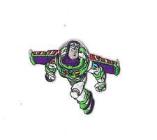 BUZZ LIGHTYEAR Iron on / Sew on Patch Embroidered Badge Cartoon Toy Story PT302