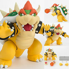 S.H.Figuarts Bowser from Super Mario Bros Nintendo Bandai Tamashii Japan