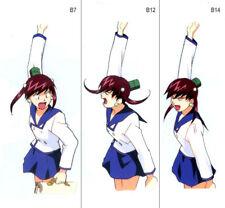 Generator Gawl Lot of 9 Japanese Anime Cel Douga Koji 00004000  Ryuko Masami Sequence