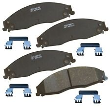 Disc Brake Pad Set-Stop Ceramic Brake Pad Front Bendix SBC921