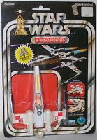 Vintage Star Wars Diecast Metal X-Wing Fighter Kenner 1978. unopened.