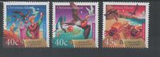 C343 Christmas islands 476/78 postfris Vogels / Kerst