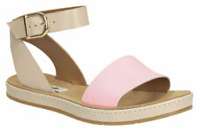 Clarks Women's Ankle Straps Sandals and Beach Shoes
