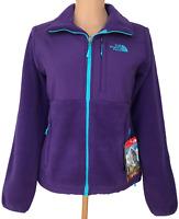 Women North Face Denali PURPLE Jacket (Size: XS)