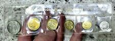 Thailand treasury department set with 6 Coins in Set