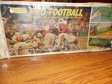 Vintage 1964 Emenee Electric Pro Football Game *RARE TOY* ELECTRONIC