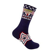 President Donald Trump MAKE AMERICA GREAT AGAIN Adult Unisex Socks by Funatic