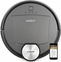 Ecovacs DEEBOT R95 THe Floor Cleaning Robot Vacuum Mapping Mop Alexa Voice NEW