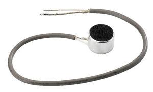 MONACOR MCE-401 Qualitäts-Elektret-Mikrofonkapsel Components, Energie,