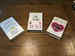Jane Green Hardback Books - A Selection of 3