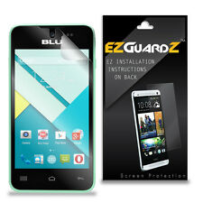 2X EZguardz LCD Screen Protector Cover HD 2X For BLU Advance 4.0 L (Ultra Clear)
