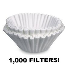 COFFEE FILTERS cf-12 CUP FILTERS BUNN CURTIS NEWCO - 1000 FILTERS