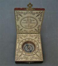 2937* coffret compas boussole de marine