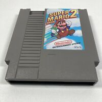 Nintendo NES Super Mario Bros. 2 Video Game Cartridge 1988 Tested Working