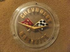 1958 1959 1960 1961 1962 C1 Corvette Original Emblem Schriftzug lettering