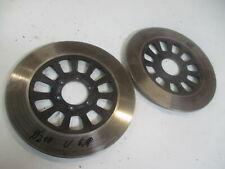 1. YAMAHA XS 1100 2 H 9 Bremsscheibe vorne rechts links brake disc front 6,8 mm