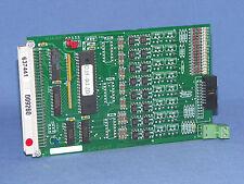 Toolex Input Card 637441 I/O Kort 20501-1
