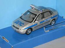 1/43 VAZ-2118 Kalina DPS GAI GIBDD Russian car die cast model Police