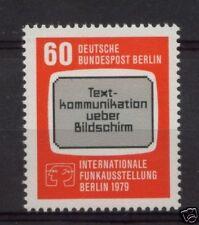 Berlin 1979 SG#B575 Telecommunications MNH