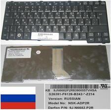 Teclado Qwerty Ruso Fuj ESPRIMO V5505 V5515 V5530 V5535 NSK-ADP2R 9J.N6682.P2R