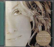 Celine Dion-All The Way cd album