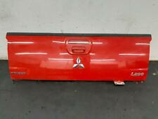 2014 MITSUBISHI L200 4 Door Pickup Red R59D Bootlid / Tailgate