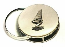 Windsurfing Magnifying Reading Glass Desktop Office Wind Surfer Board Gift
