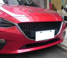 MIT MAZDA3 MAZDA 3 M3 Axela 2014-2016 Front grill Sports-Color Painted