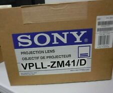 SONY PROJECTION LENS VPLL-ZM41/D NEW IN BOX