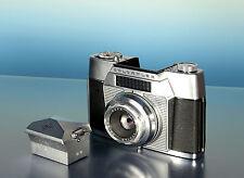 Agfa Colorflex + Agfa Color Apotar 2.8/50 vintage camera Kamera appareil - 91402