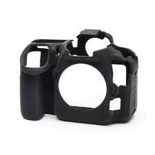 EasyCover Pro silicone camera armor case to fit Nikon D500 dslr-noir