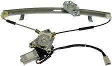 Power Window Motor and Regulator Assembly Front Left fits 98-02 Honda Accord