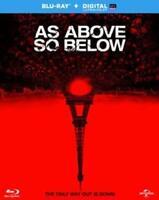 Como Arriba So Below Blu-Ray Nuevo Blu-Ray (8302129)