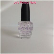 OPI Nail Polish - Start To Finish Base Coat Top Coat Strengthener 3.75ml Mini