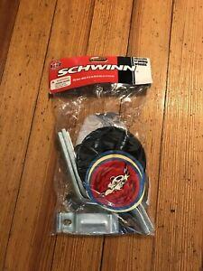 Schwinn adjustable training wheels fits most bikes 12 in to 20 in new sealed