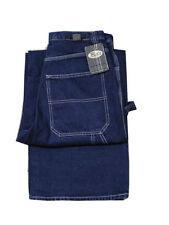 Cotton Indigo, Dark wash Cargo, Combat Regular Jeans for Men