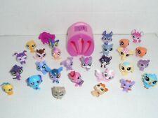 Littlest Pet Shop Mini Lot Of Baby Animals Cat Dog & More Tiny Pets