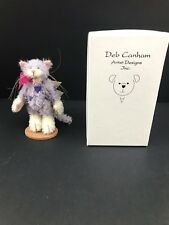 Deb Canham Alice Collection Cheshire Cat 380/2500 Limited Edition miniature bear