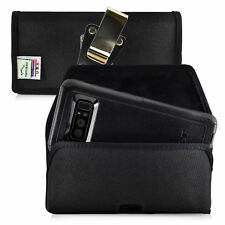Turtleback Galaxy Note 8 Nylon Black Holster for Otterbox Commuter Metal Clip