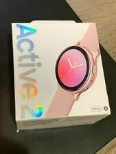 NEW SEALED Samsung Galaxy Watch Active 2, 40mm, Rose Gold