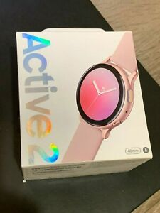 OB Samsung Galaxy Watch Active 2, 40mm, Rose Gold