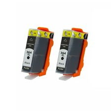 Impresora 2 cartucho Black para 364 XL Photosmart b210a 7510 b110c 5510 NonOem