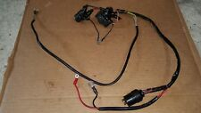 SUZUKI 75 HP OUTBOARD DT 75 POWER TRIM TILT WIRING HARNESS AND SOLENOID RELAY