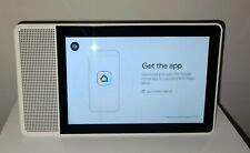 Lenovo ZA3N0003US Smart Display 10.1-inch FHD with Google Assistant Home Bamboo
