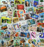 WORLDWIDE WONDERFUL STAMP COLLECTION 3000 different stamps (lot #DP)