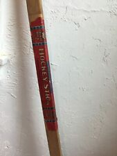 The Lucky Dog Kind Antique Hockey Stick The Draper Maynard Co 1910s