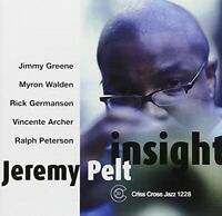 Jeremy Pelt - Insight [CD]