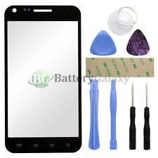 CLOSEOUT Black Replacement LCD Screen Glass for Samsung Galaxy S2 Epic 4G D710