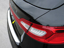 2016 LINCOLN MKX 1PC STAINLESS STEEL REAR BUMPER ACCENT TRIM
